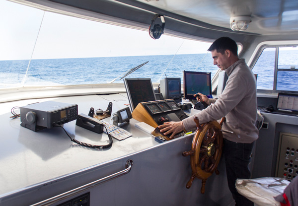 Bonomar F, barco gamba palamós