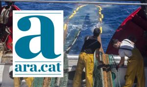 El diari ARA, de pesca a bord del nostre vaixell